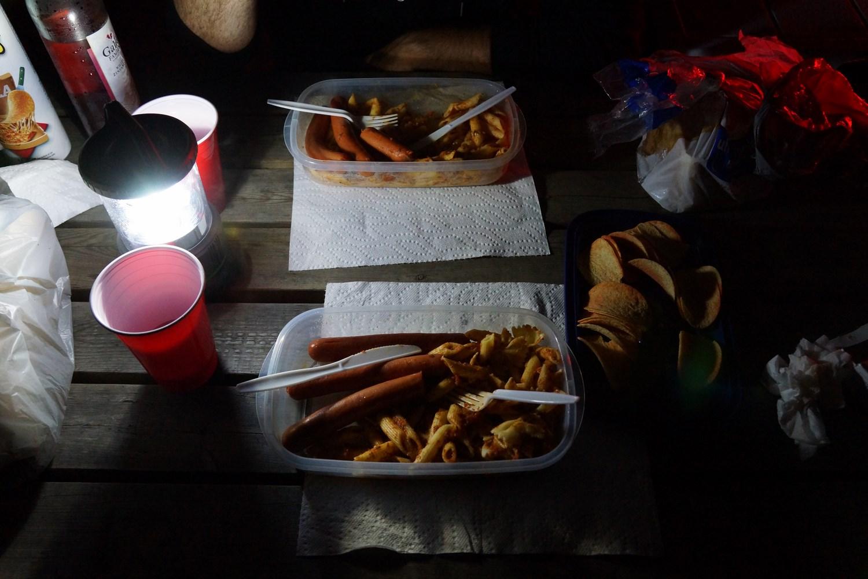 Un bel Apéro-repas-picnic