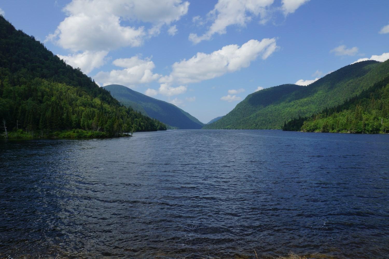 Les beaux paysages de la réserve