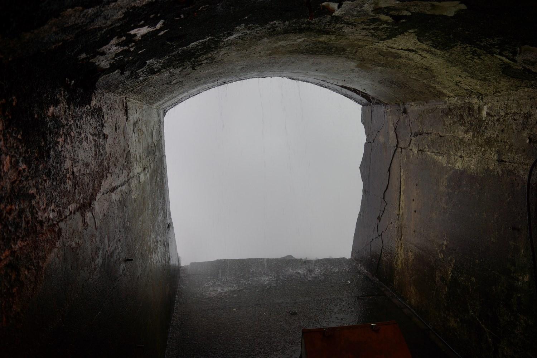 N'espérez pas voir autre chose que ça dans les tunnels !