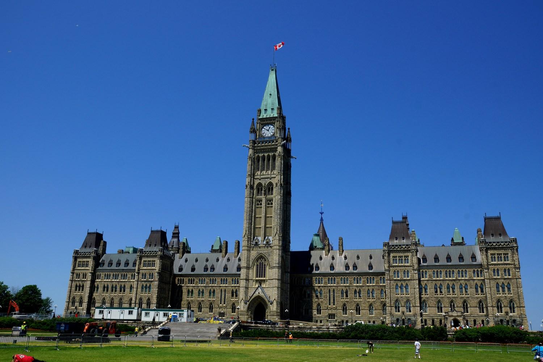 Le parlement canadien