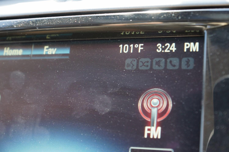 Il faisait plutôt chaud !